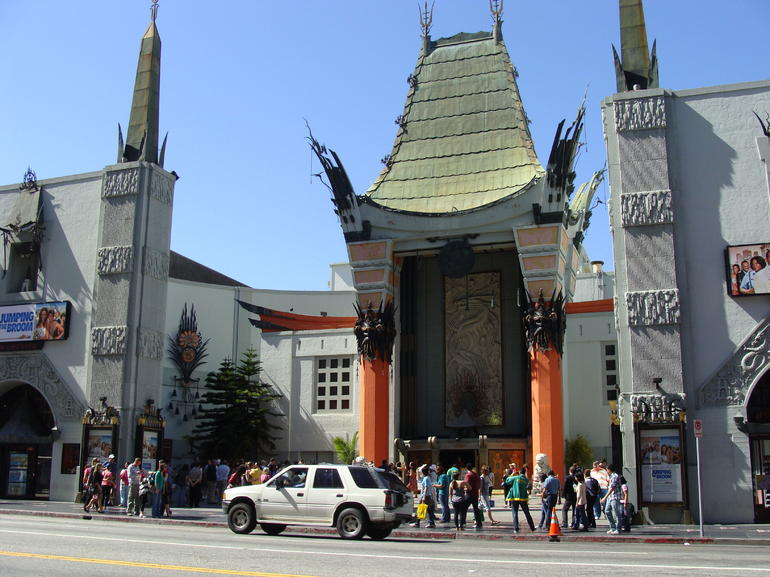 Chinese Theatre - Los Angeles
