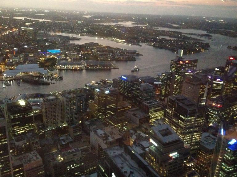 City view - Sydney