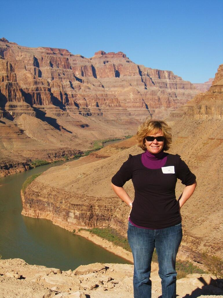 Colorado River - Grand Canyon - Las Vegas