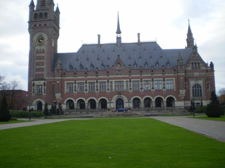 Corte di Giustizia - Amsterdam