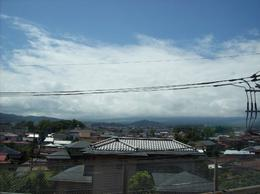 En route to Fuji, it was an interesting landscape., Gemma P - August 2009