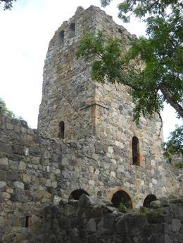Ruin of Viking church , Hang N - August 2012
