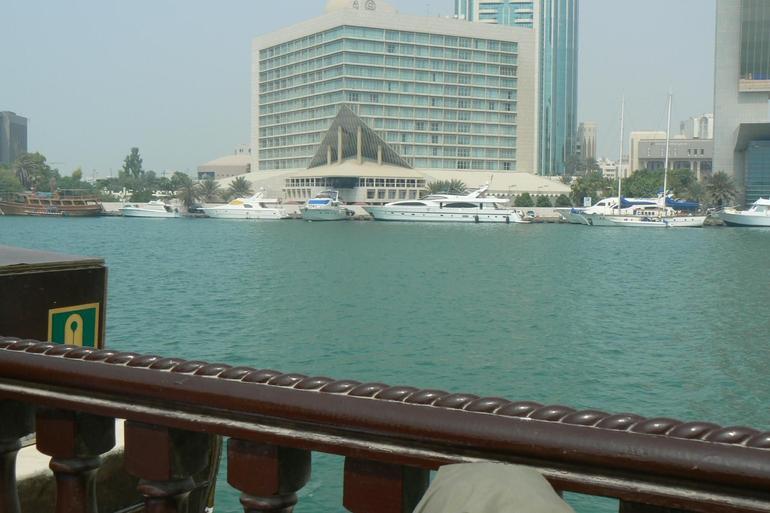 Dubai, by boat - Dubai