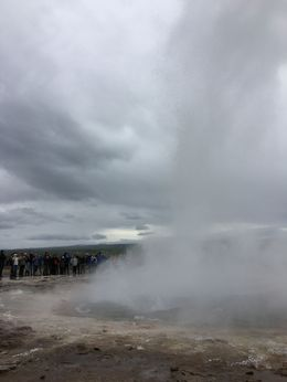 Geyser visit was great! , Melody H - July 2016
