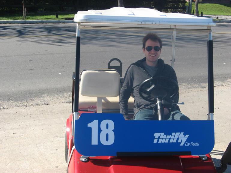Golf Cart - Buenos Aires