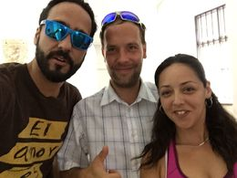 We had a great time, learned a lot and got to know a lot more from Prague. Thanks a Lot! , Israel M - August 2015