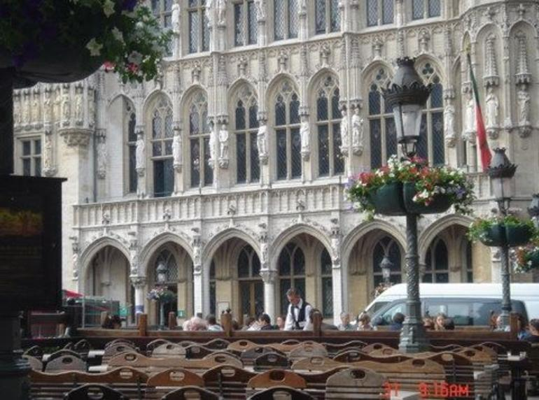 Have your coffee here - Brussels