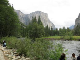 We had a 14 hour day to visit Yosemite NP, but it was well worth the long drive. , JWMidd - July 2013