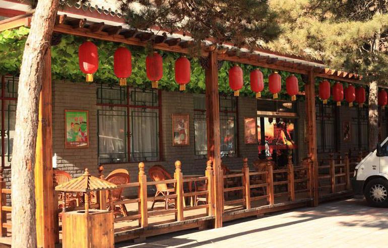 Jinshanling hotel - Beijing