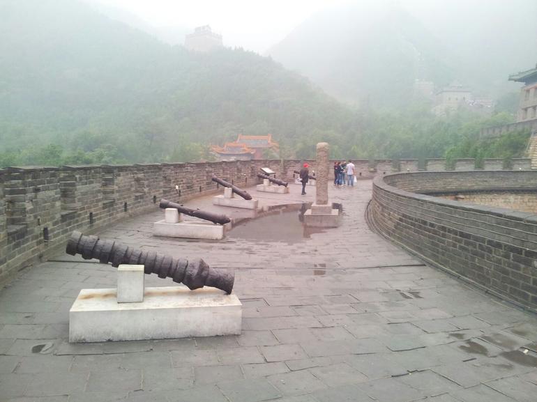Juyongguan - Cannons - Beijing