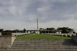 War Cemetery , Kay T - September 2013
