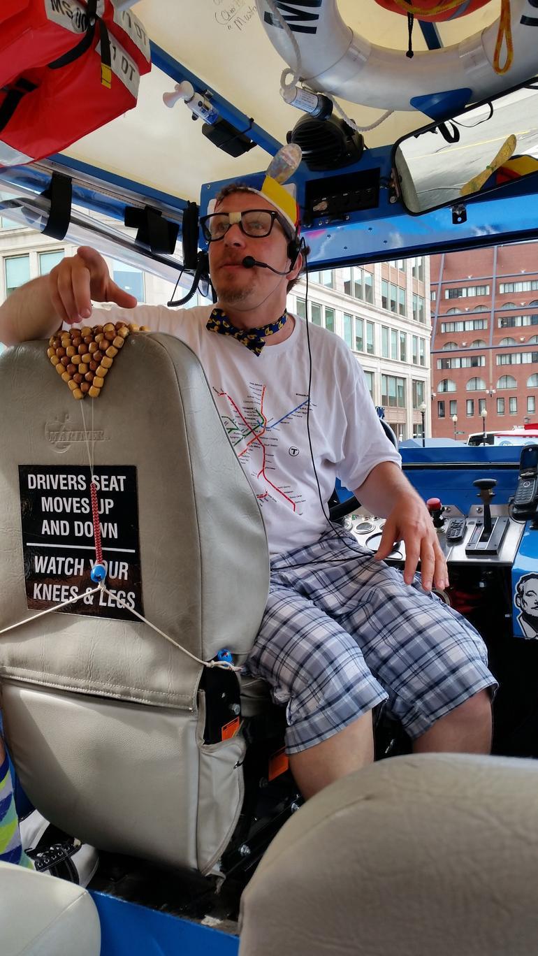 le guide - Boston