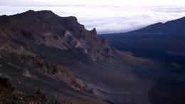 On top of Haleakala the world's largest dormant volcano! - February 2012
