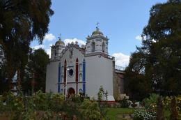 Church, Zocalo and public office are here. , SEIICHI I - March 2014