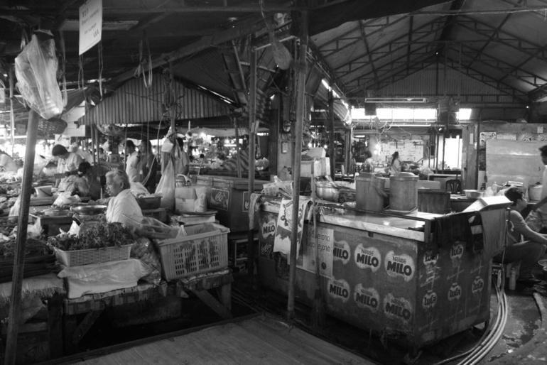 Morning Market - Bangkok