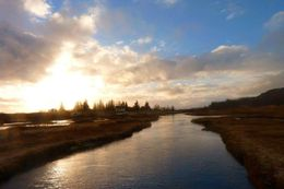 Beautiful Icelandic landscape with a story behind it. , Lynette W - November 2015