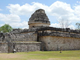 The Observatory at Chichen Itza , Kevin F - May 2013