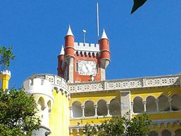Clock tower , Cyrl D - July 2015