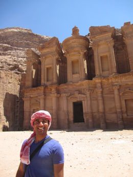 The Monastery , Toney H - July 2015