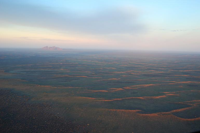 Seabed - Ayers Rock
