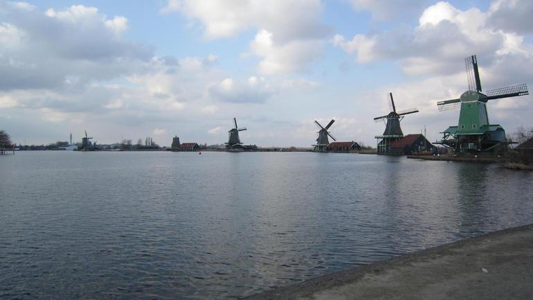 Un minuto para cada punto de interés - Amsterdam
