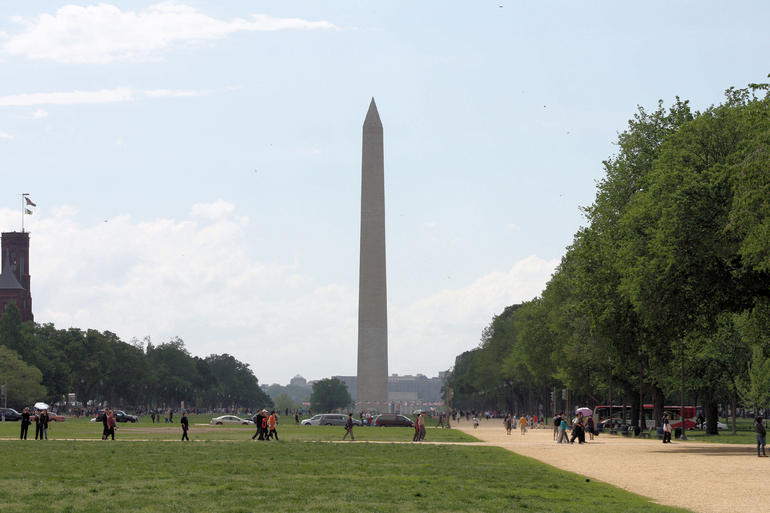 Washington Monument - Washington DC