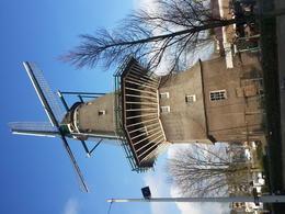 This is a 17th century windmill. , Sangeeta K - April 2014