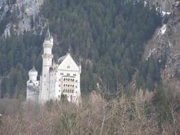 Neuschwanstein Castle , Divya - March 2017