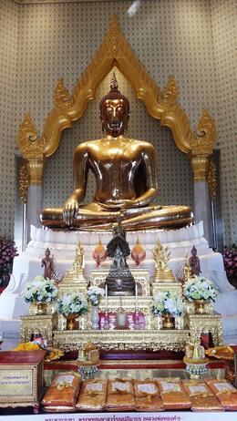 Golden Buddha , Jane N - January 2018