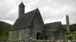 Glendough Monestary Ruins , JAMES F - September 2012
