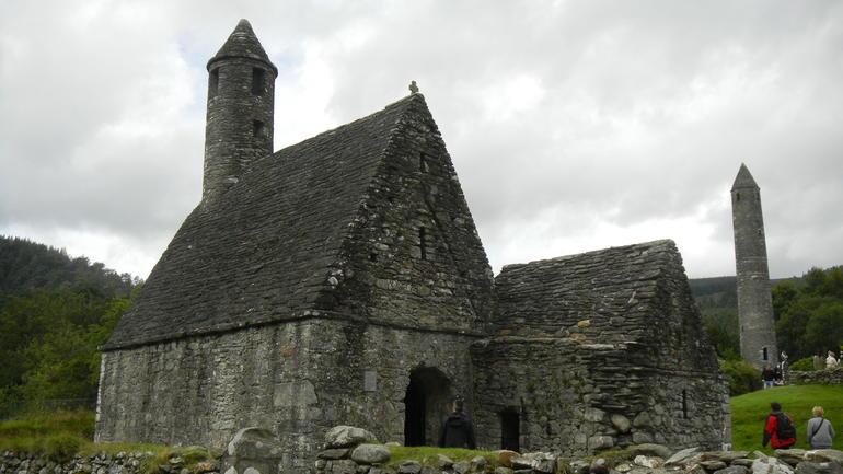 5j8-Glendough monestary ruins9 - Dublin