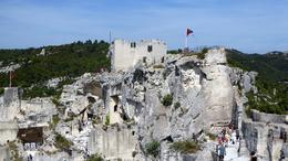 Les Baux de Provence ..old castle and fortress ...well worth the climb. , silvo - September 2016