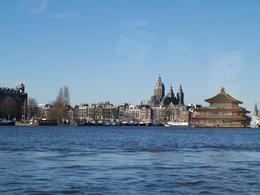 Shot from the Amsterdam canal tour., Mihai A - February 2008