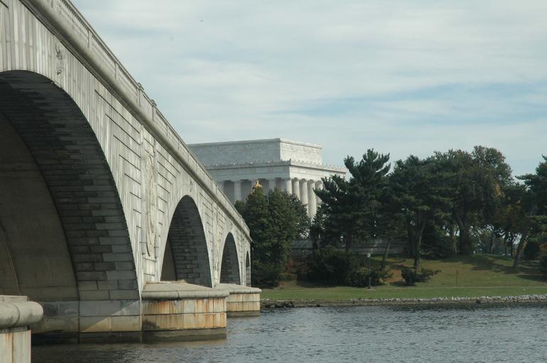 Arlington Memorial Bridge - Washington DC