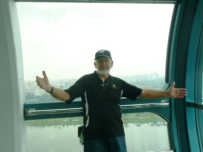 At the top of the trip! - Singapore