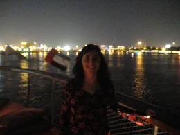 A relaxing and enjoyable evening on the cruise, sarahm - August 2014