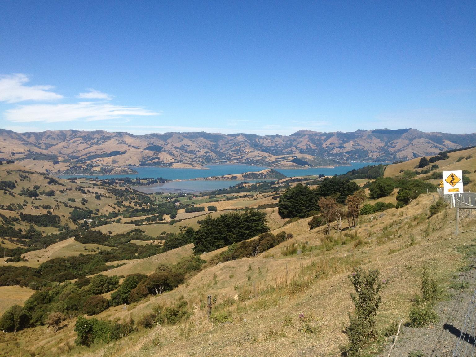 MÁS FOTOS, Akaroa Shore Excursion: Banks Peninsula, Christchurch City Tour and Jet Boat on Waimak River