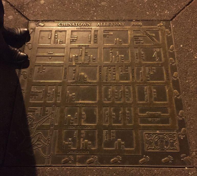 San Francisco Chinatown Ghost Walking Tour