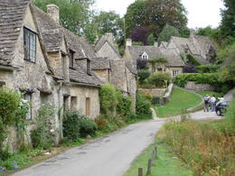 Quaint village, just a typical English Village. , bennie - September 2011
