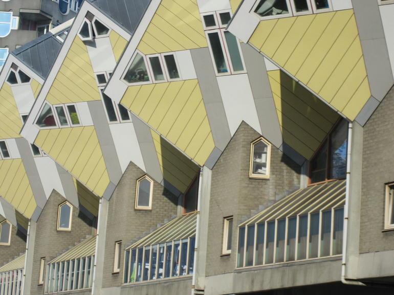Cube Homes - Amsterdam