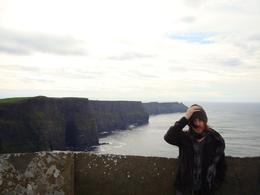 The Cliffs of Moher., Chase R - October 2010