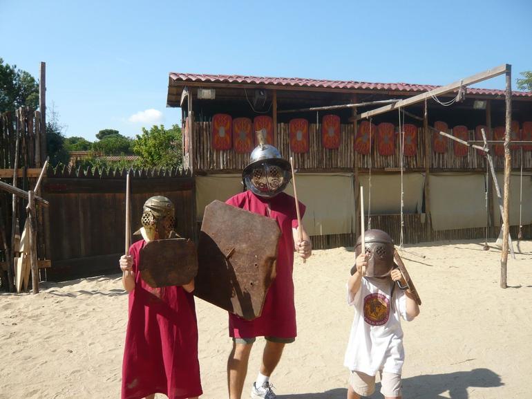 Future gladiators - Rome