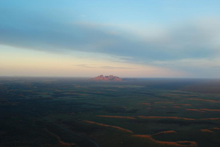 Kata-Tjuta - Ayers Rock