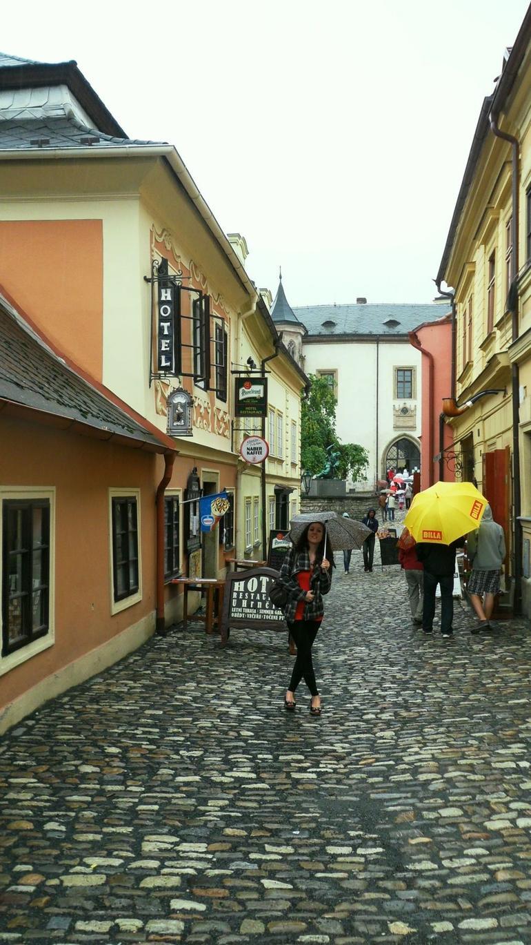 Kutna Hora - Prague