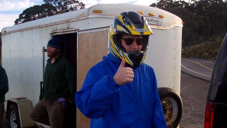 Maui Downhill Bike Ride! - Maui