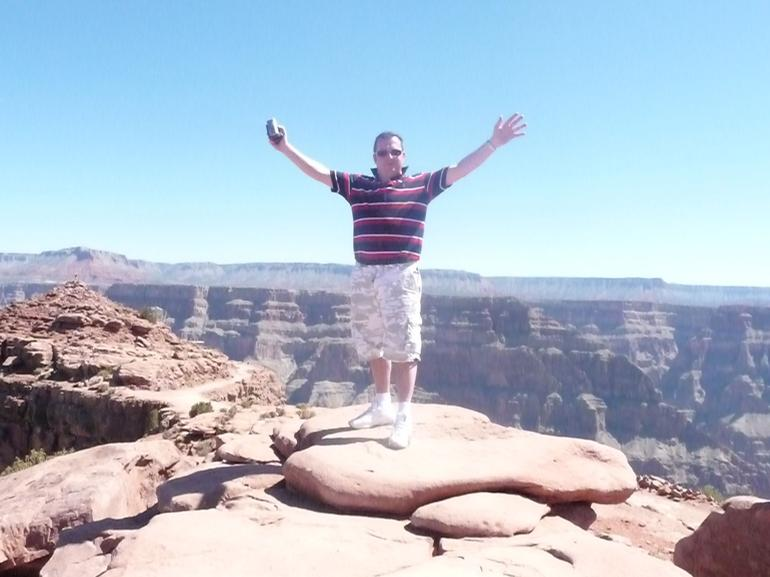 Me on top of the world! - Las Vegas