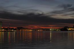 Taken shortly after sunset , David C - December 2010