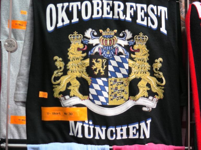 Oktoberfest T-Shirt for Sale - Munich