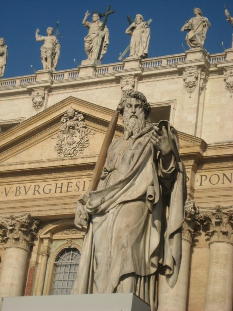 Piazza St. Pietro - Rome