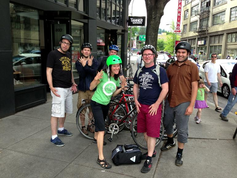 Portland Beer and Bike Tour - Portland